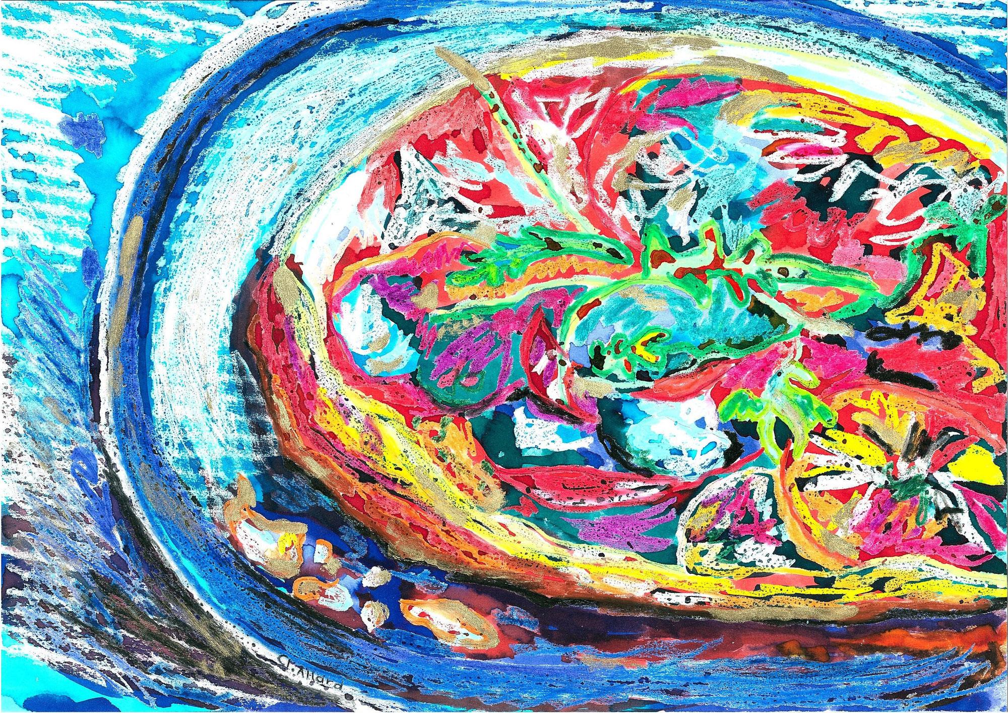"""Exposition à """"Mons et merveilles"""""""