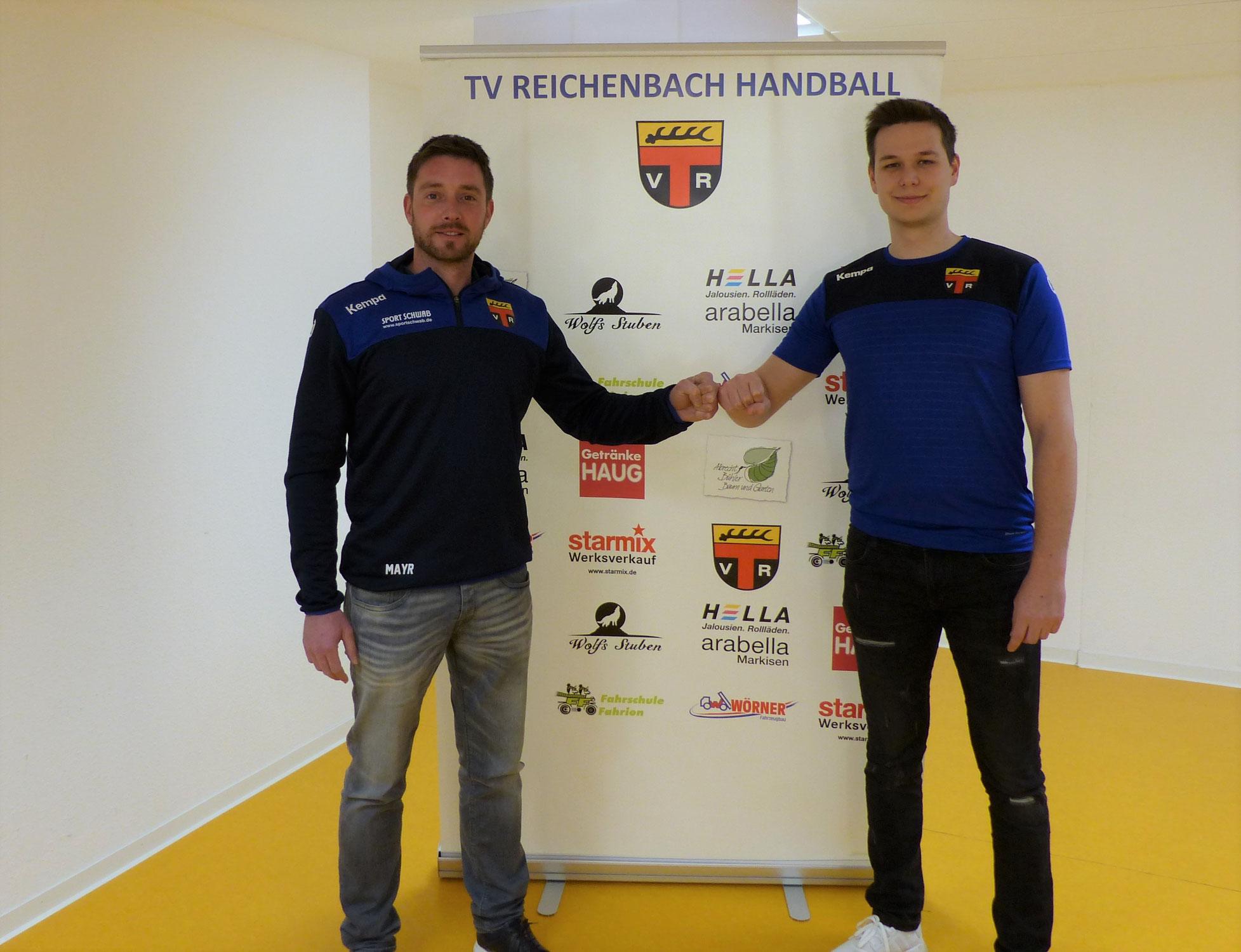 TVR verpflichtet Torhüter Fabio Breuning von der HSG Ostfildern