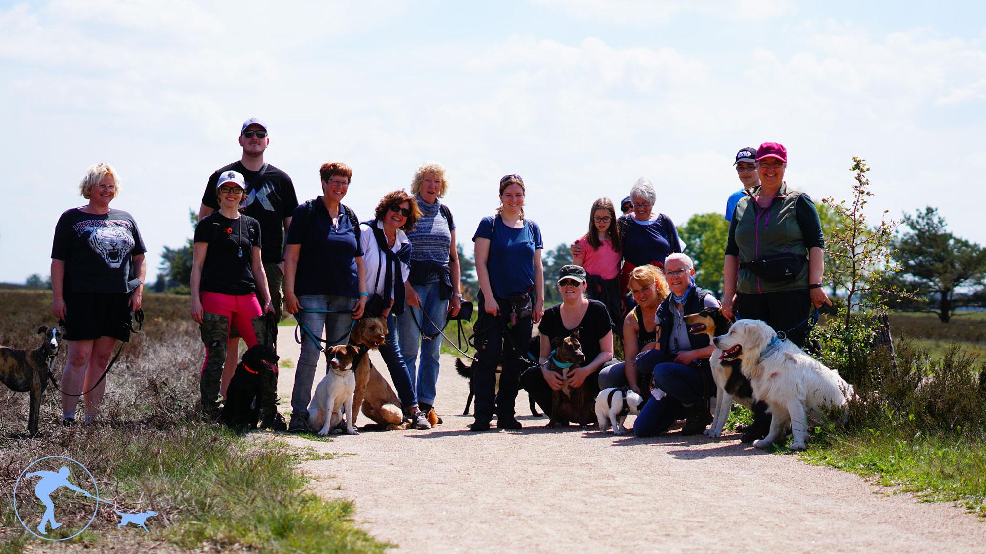 Die nächsten Termine für die Hundewanderung mit Lerneffekt im Jahr 2021 stehen fest!
