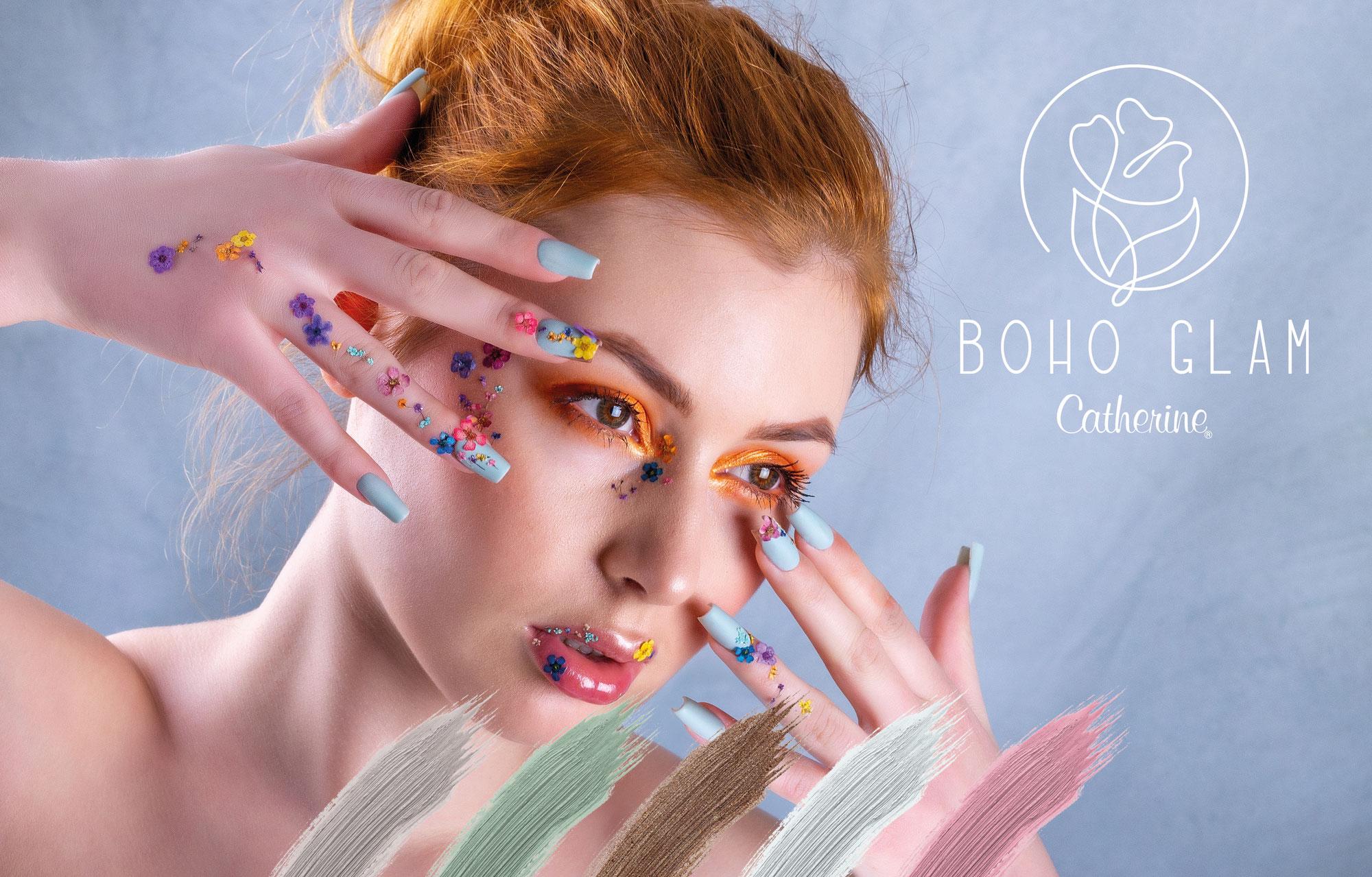Neue Trendfarben Boho Glam