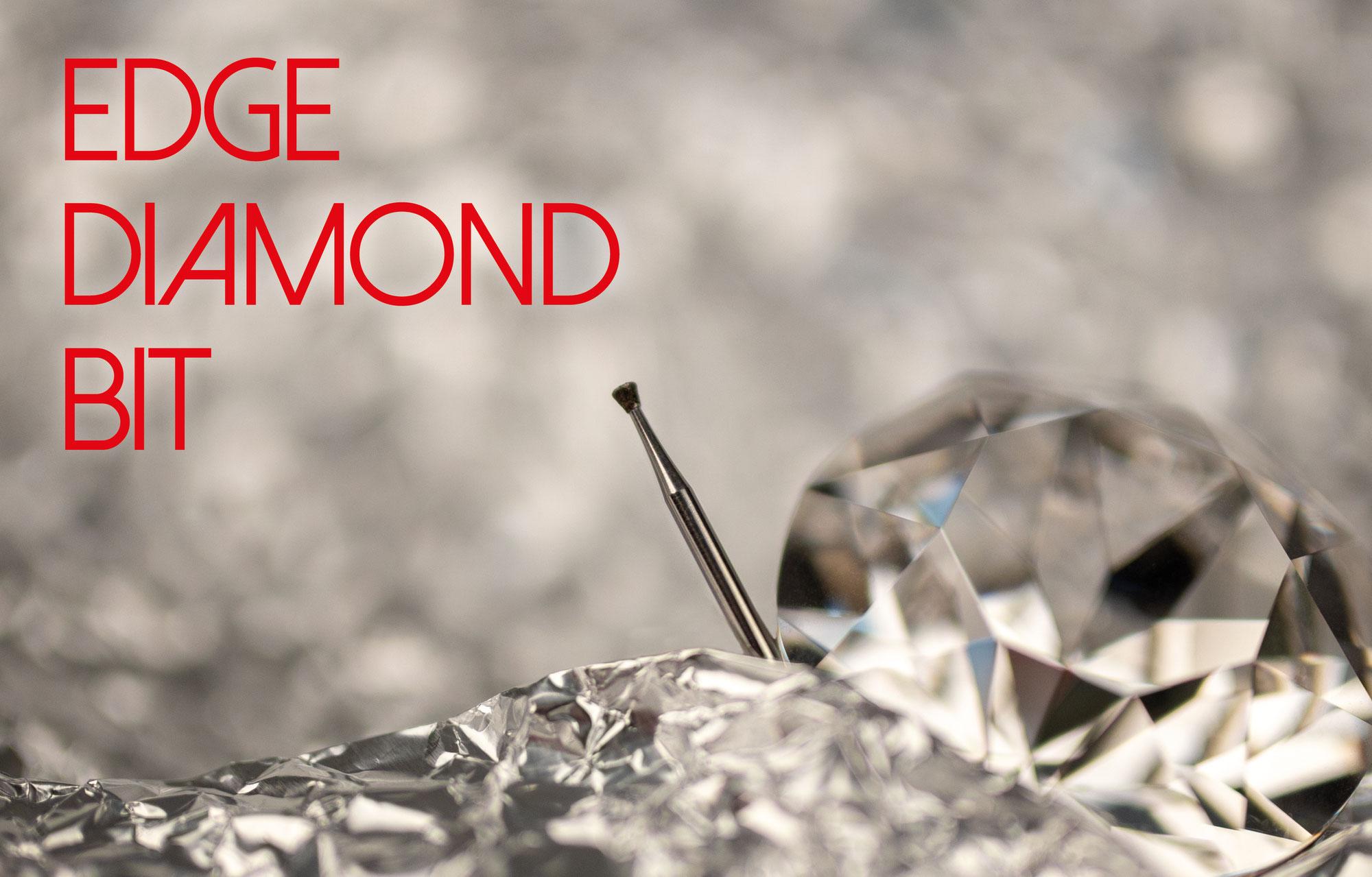 Edge Diamond Bit
