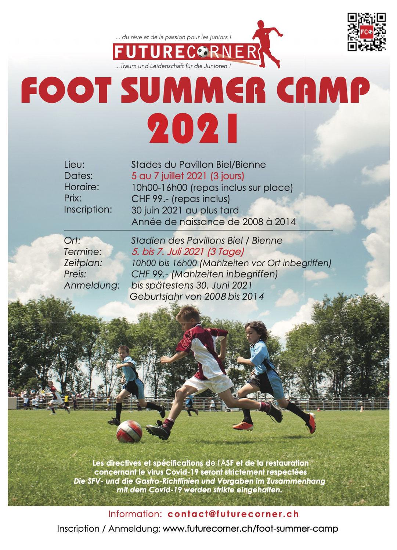 Foot Summer Camp