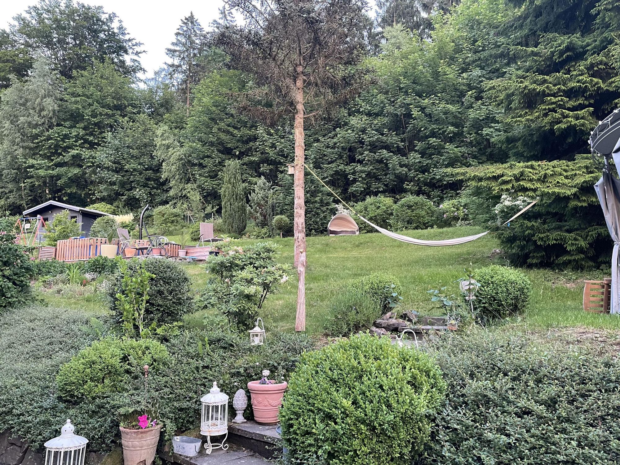 """""""Offenen Gartenpforte"""" in Grundner Gärten"""