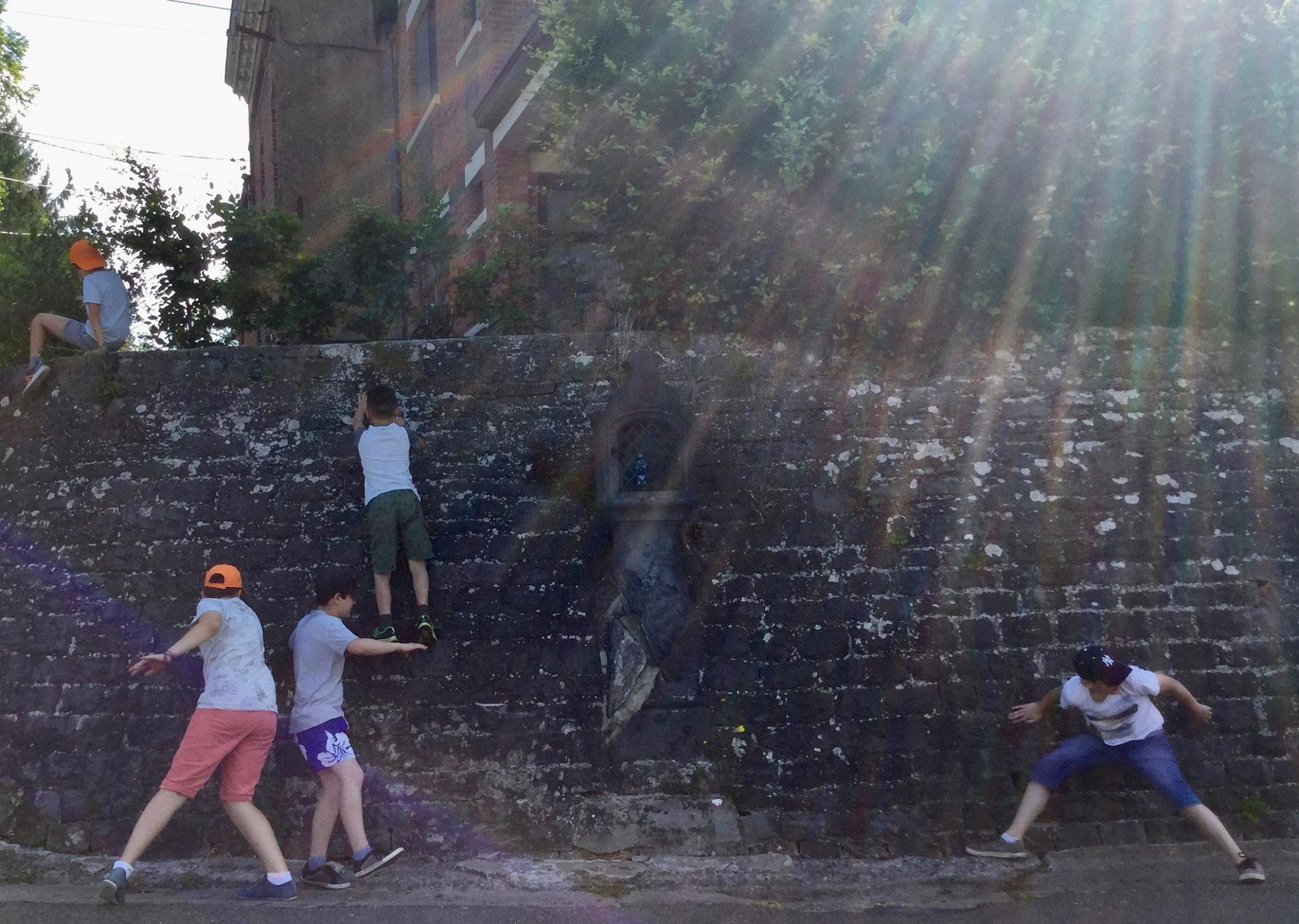 Stages d'été au Centre d'Expression et de Créativité de Walcourt