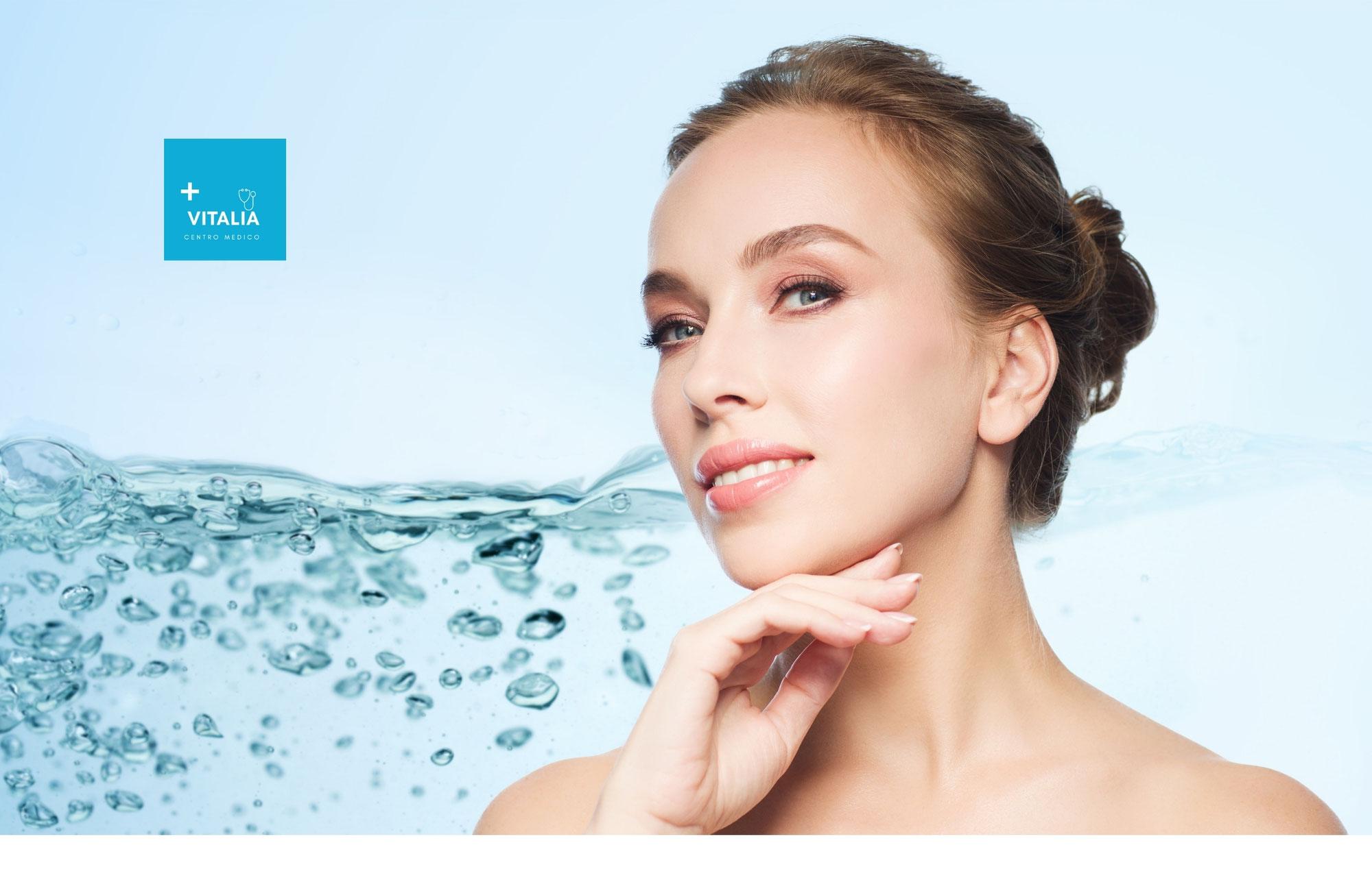 HYDRAFACIAL hidratación y limpieza profunda en tu piel
