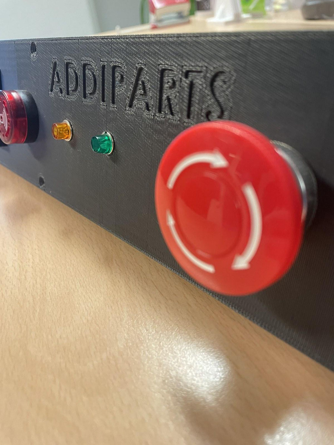 3D CAD & 3D printing with ADDIPARTS