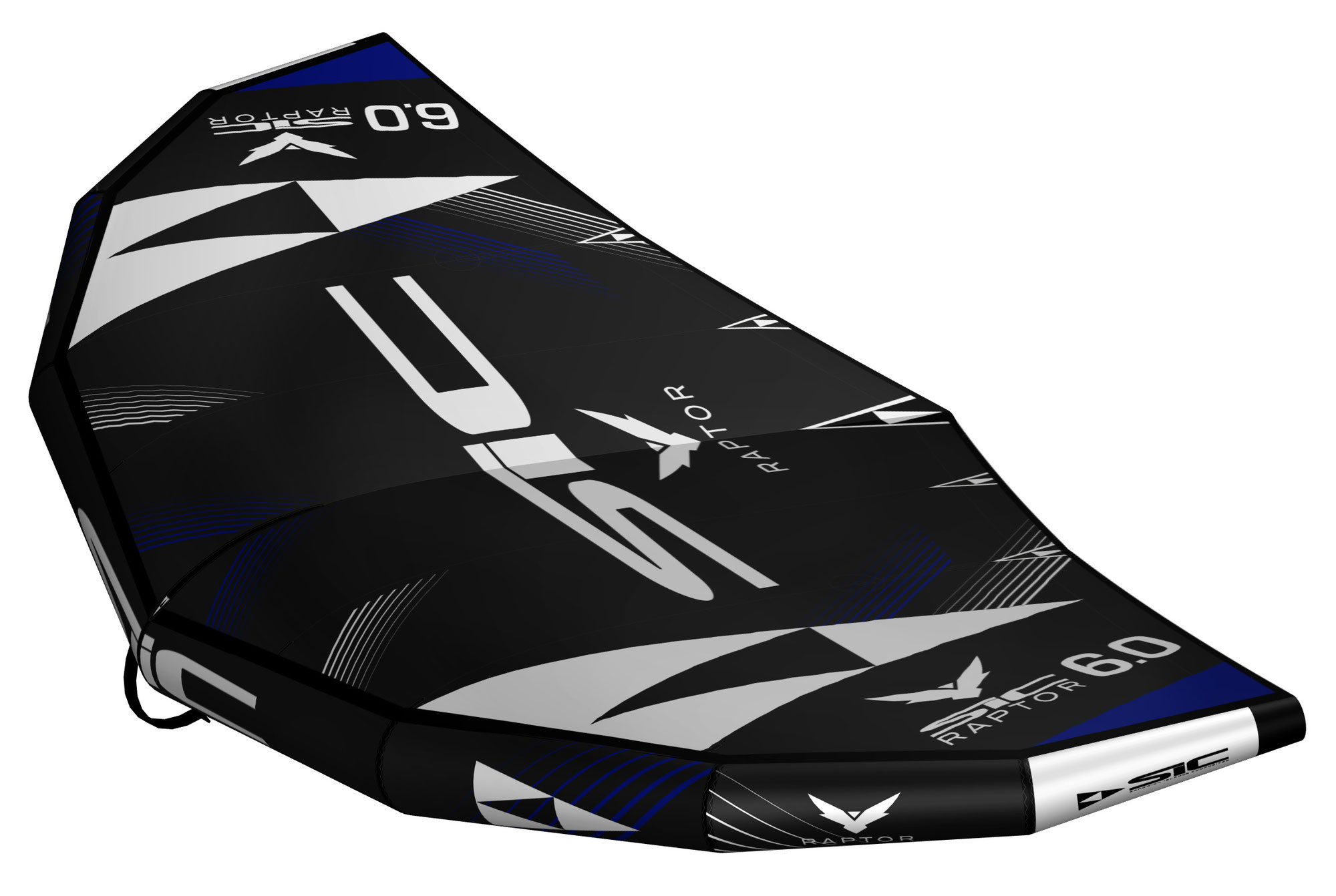 SIC Raptor Wing powered by Core Kiteboarding