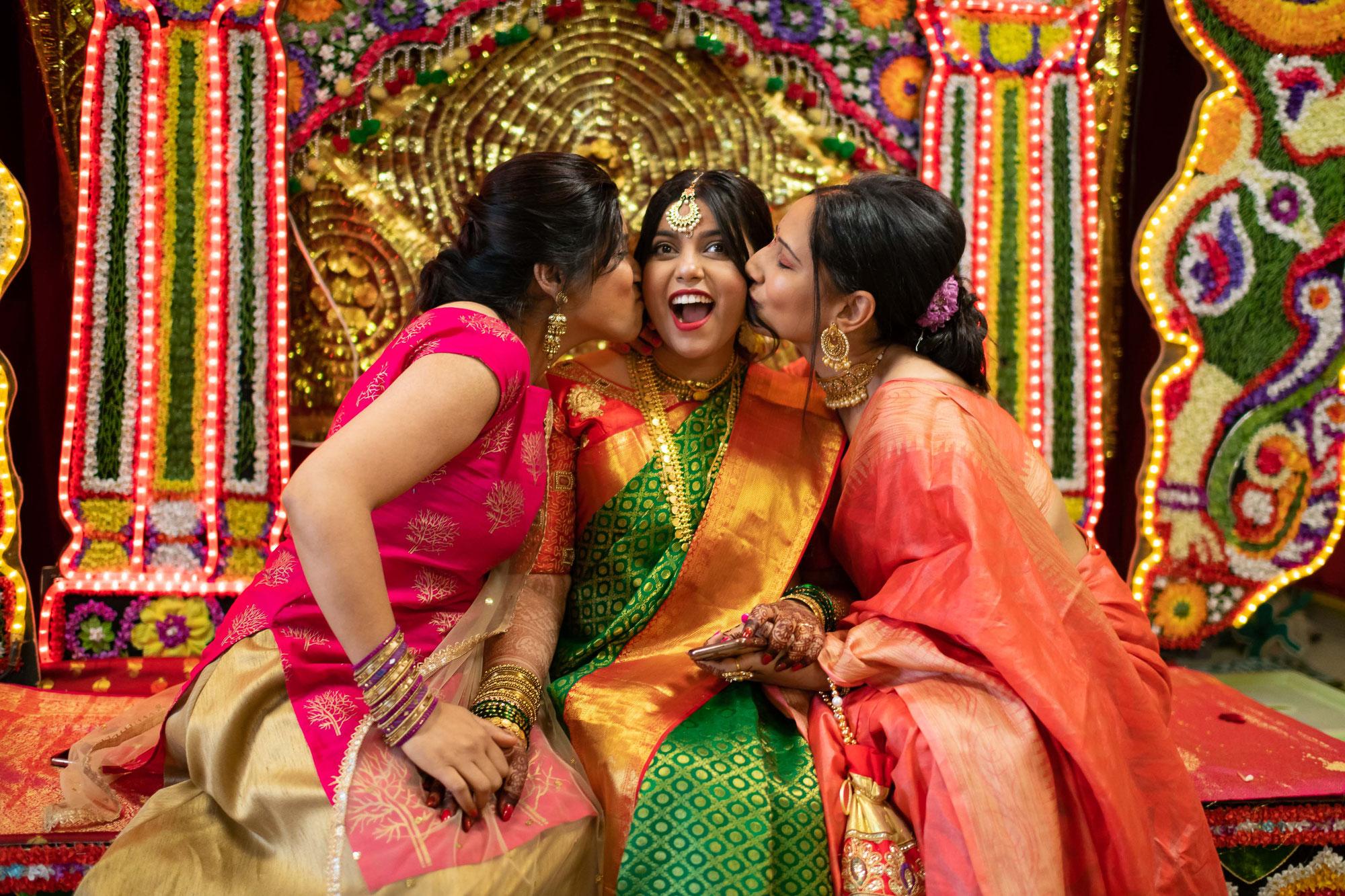 Fotograf und Videograf für meine traditionell indische Hochzeit in Frankfurt am Main