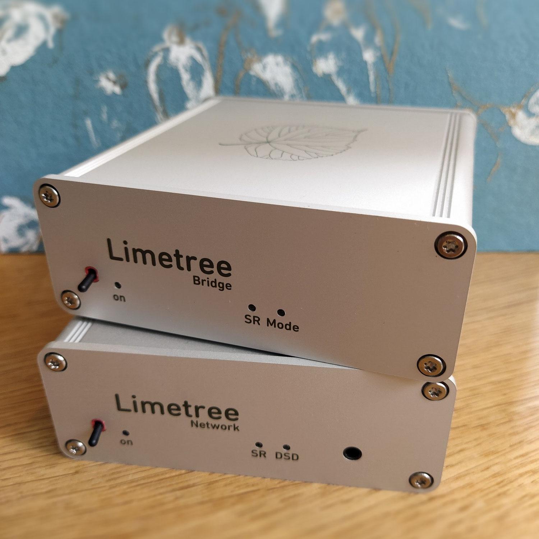 Lecteur Réseau Lindemann Limetree - Essential Audio Streamer