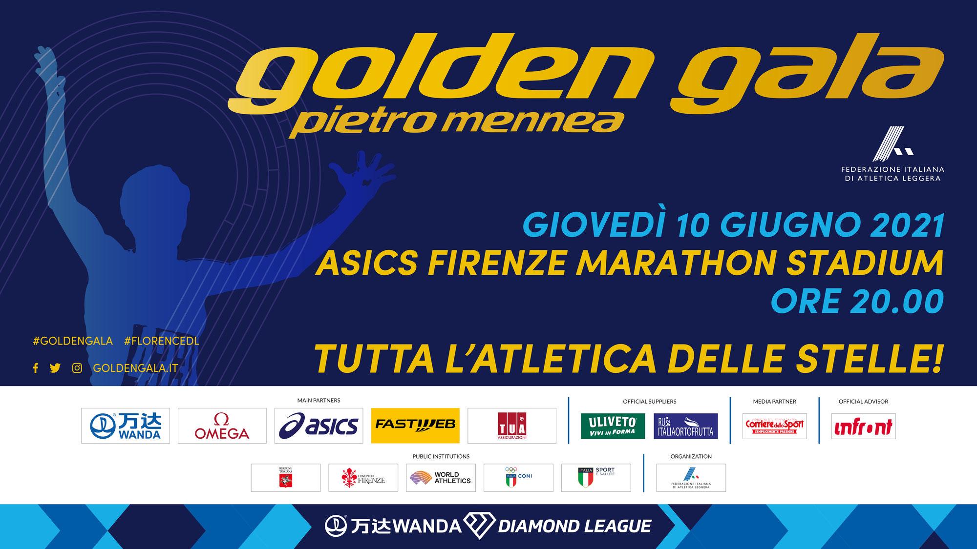 Golden Gala 2021