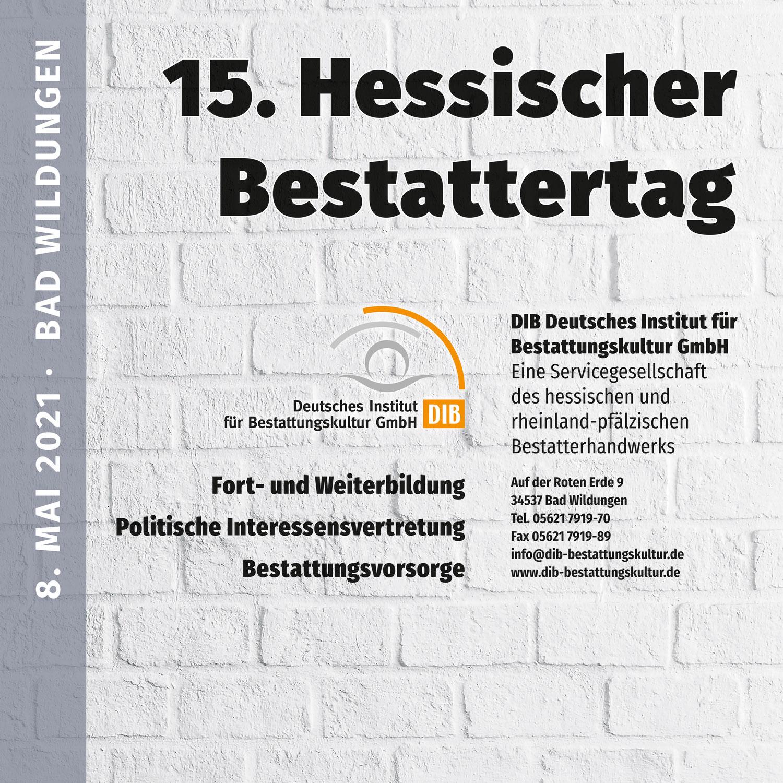 Hessische Bestatter fordern Kompetenzzentrum in Bad Wildungen