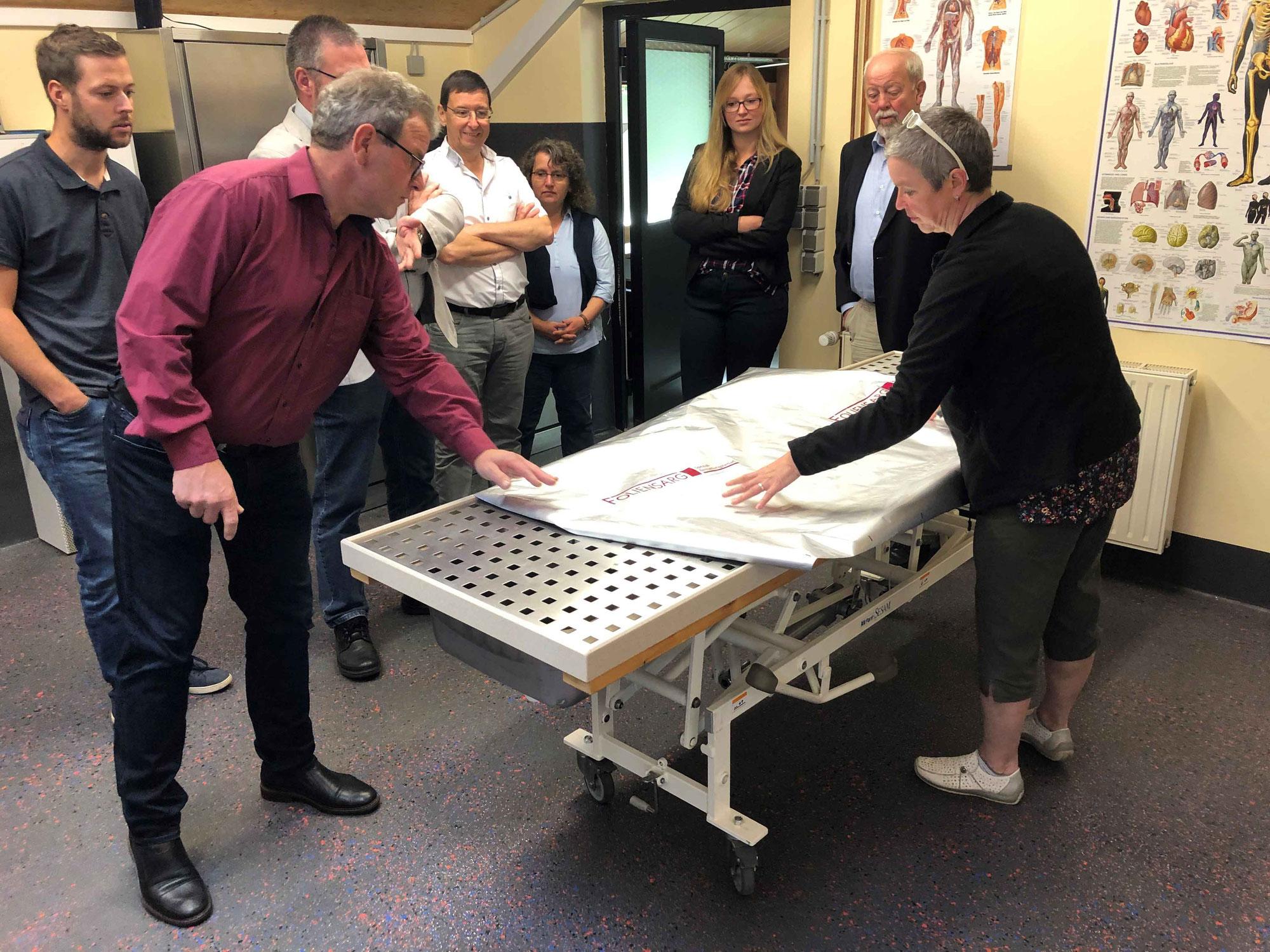 Rumberg-Bestattungen: Qualitativ hochwertiges Dienstleistungsangebot
