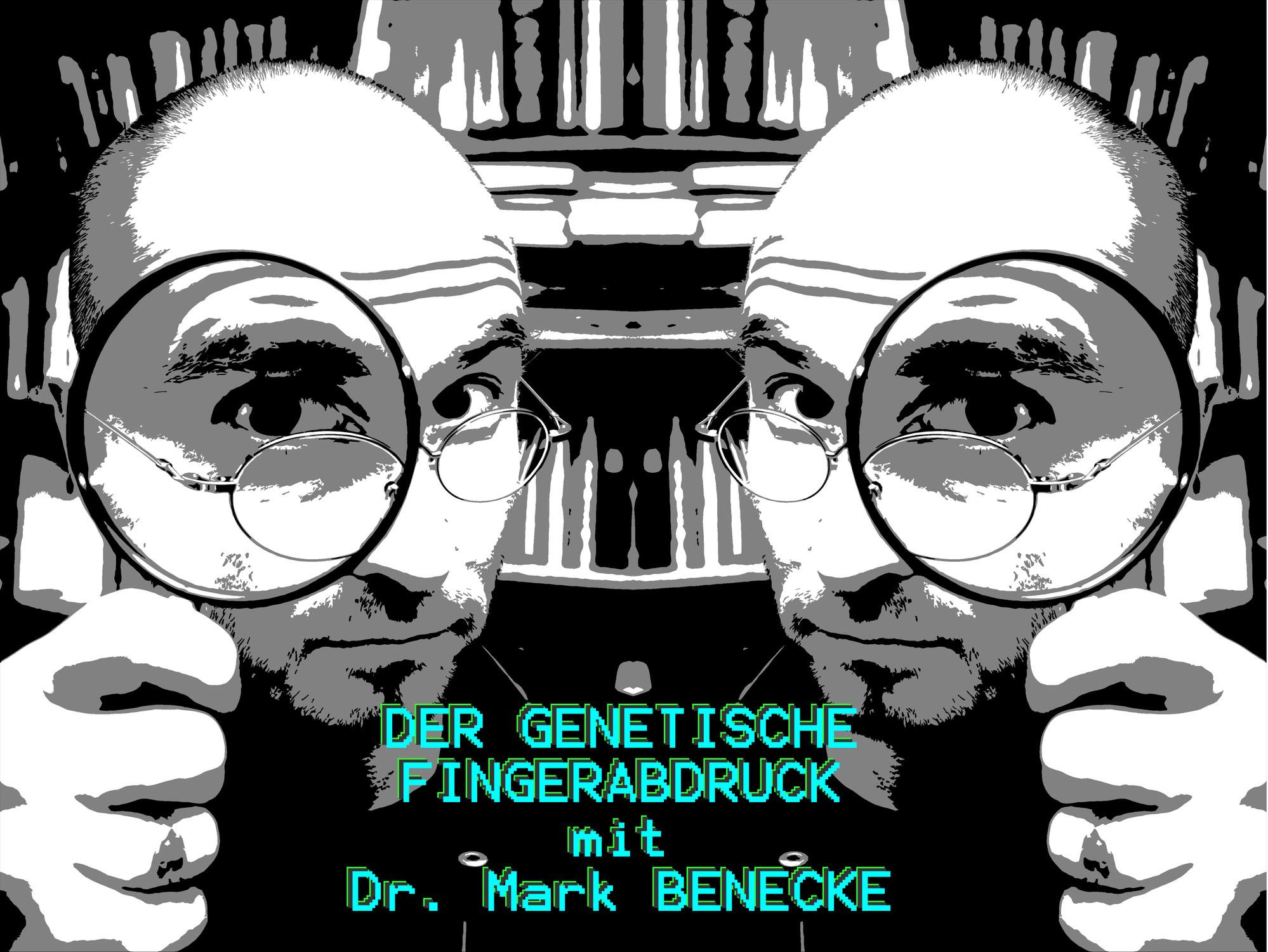 """""""Genetischer Fingerabdruck"""" - virtueller Bestatter-Workshop mit Dr. Mark Benecke"""