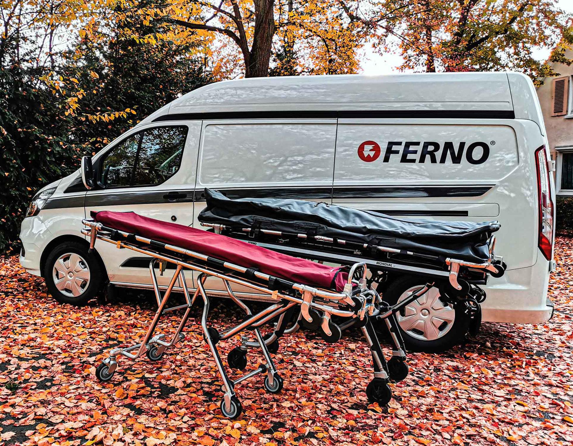 Ferno Transportgeräte ist Partner des Hessischen Bestattertags