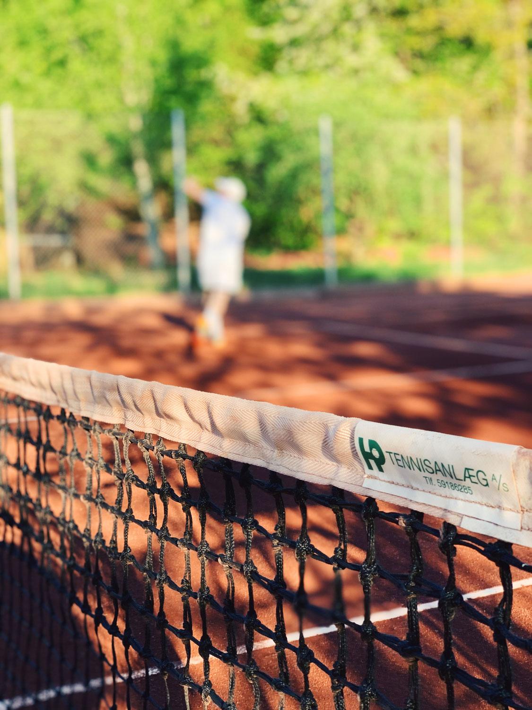 Höstens tennisträning!