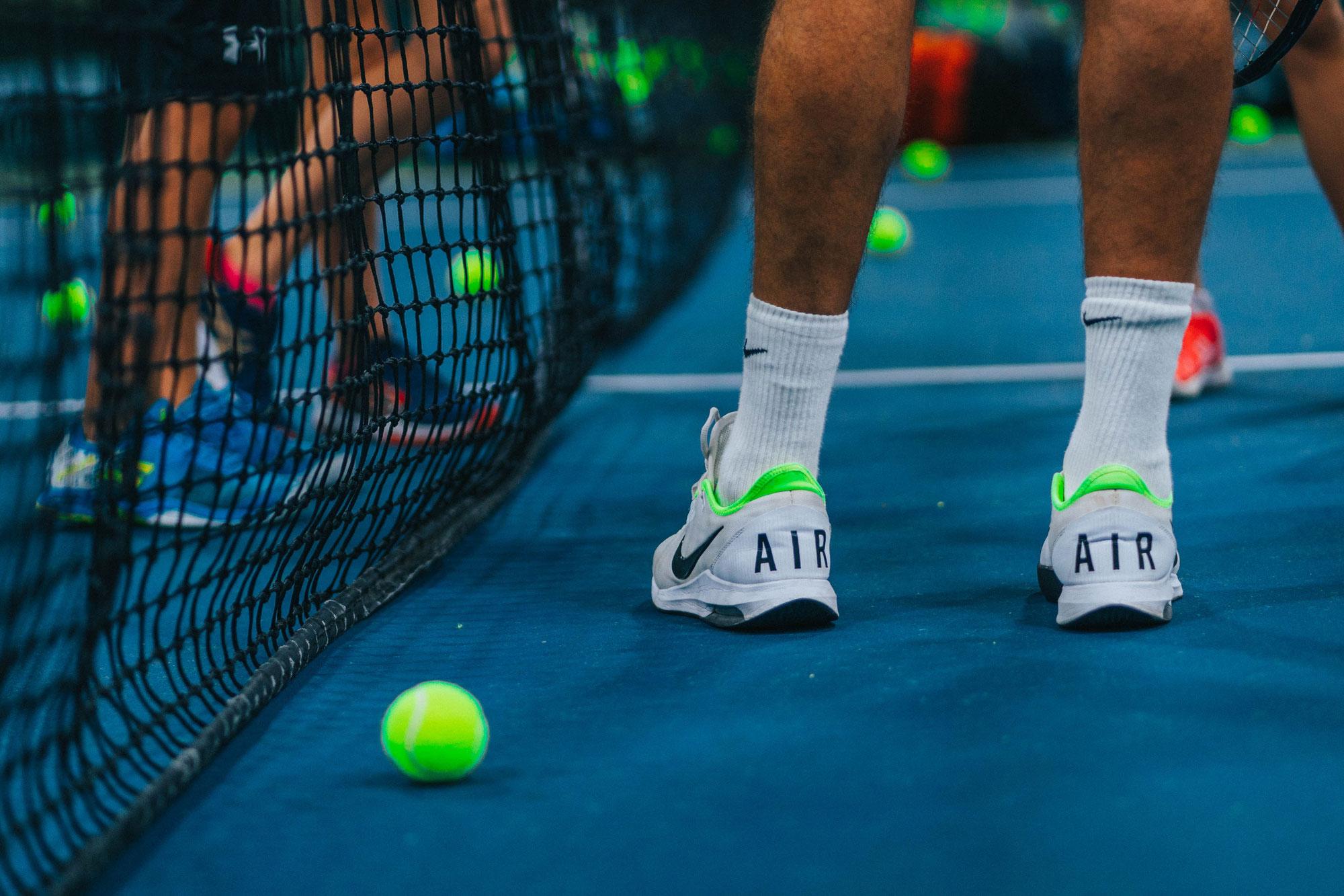 Tennisskola i Kollevik i sommar!