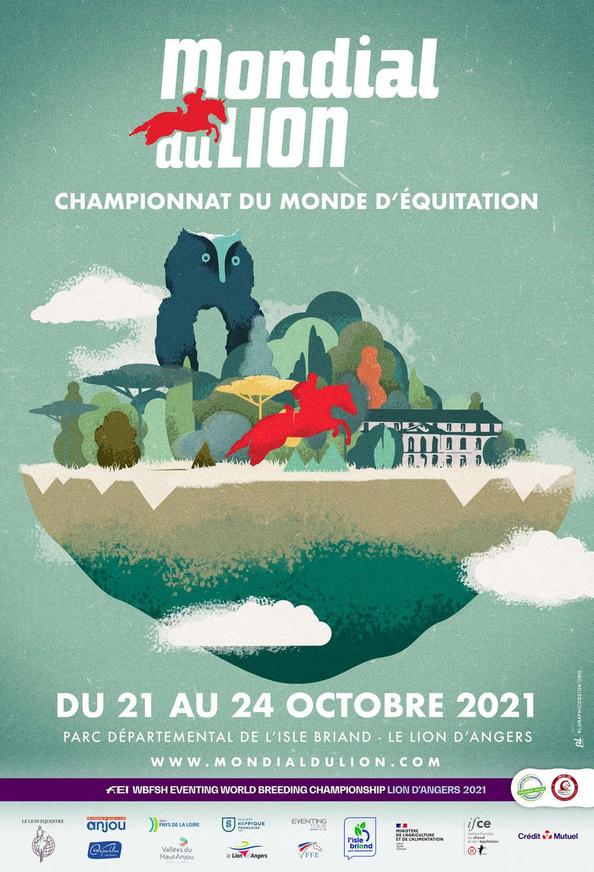 Mondial du Lion d'Angers 2021
