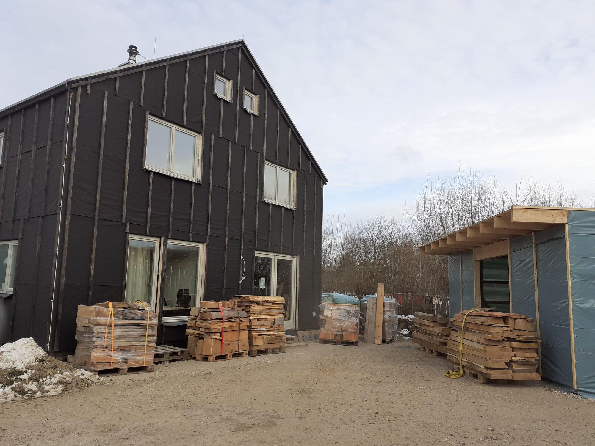 Neues Atelier in Nordwestmecklenburg