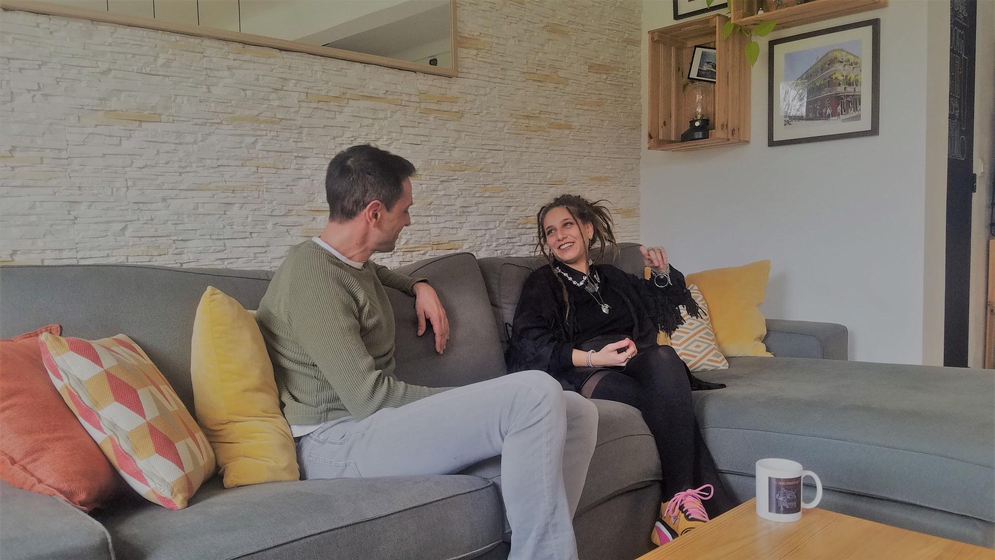Interview LAO.B par Jérôme de l'Imaginarium