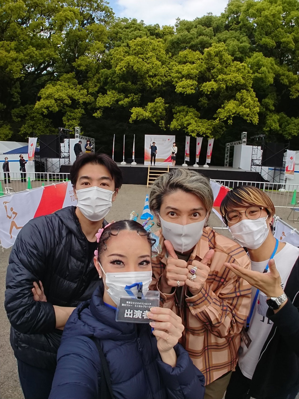 TOKYO 2020 オリンピック聖火リレーミニセレブレーションin 宮崎<日髙 有梨>