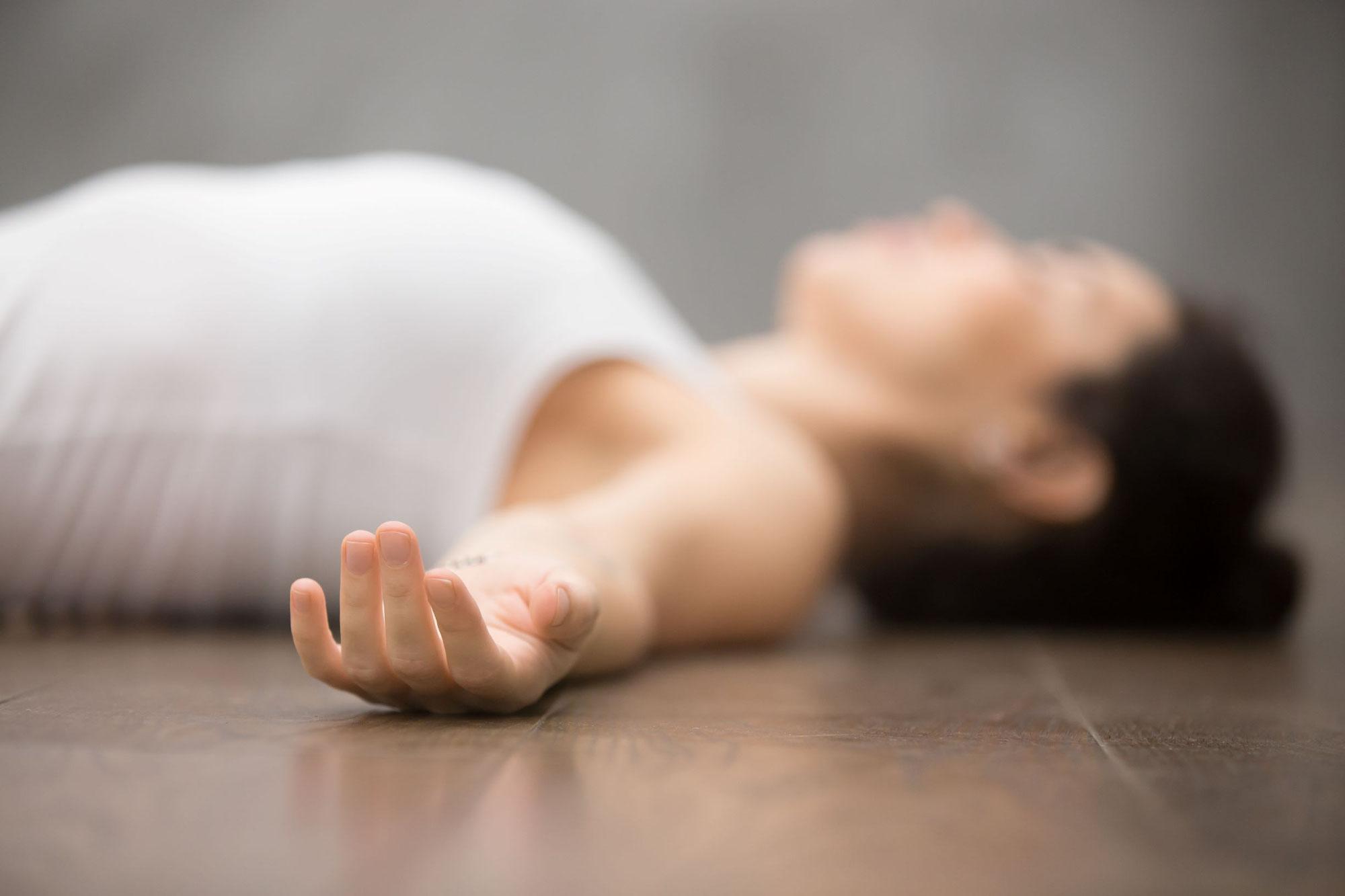 Cours de yoga sur zoom