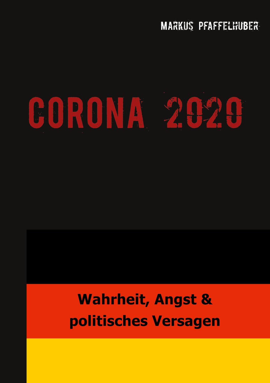 Corona 2020 - Mein erstes Buch