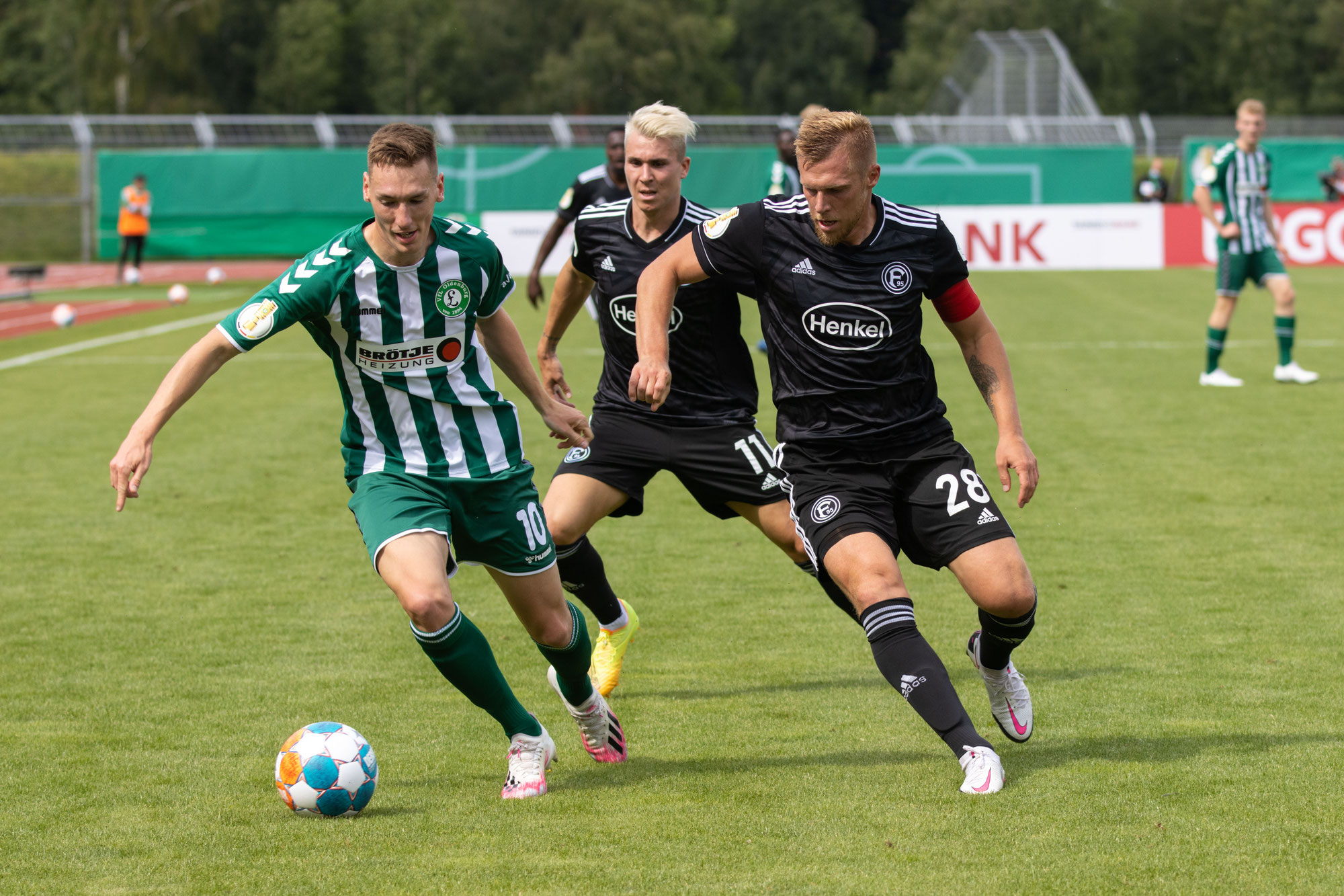DFB-Pokal  VfL Oldenburg: Unser Fazit zum Event