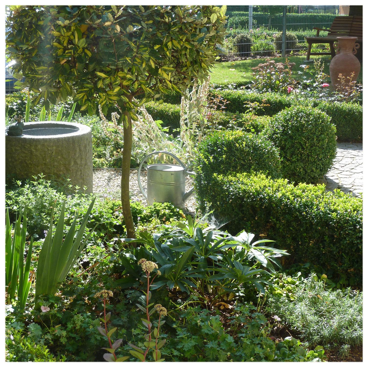 Der Garten - Nahrung für die Seele
