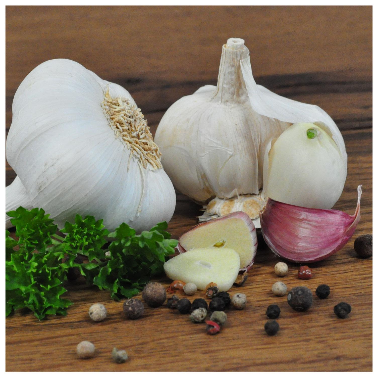 Knoblauch - Superfood für das Immunsystem