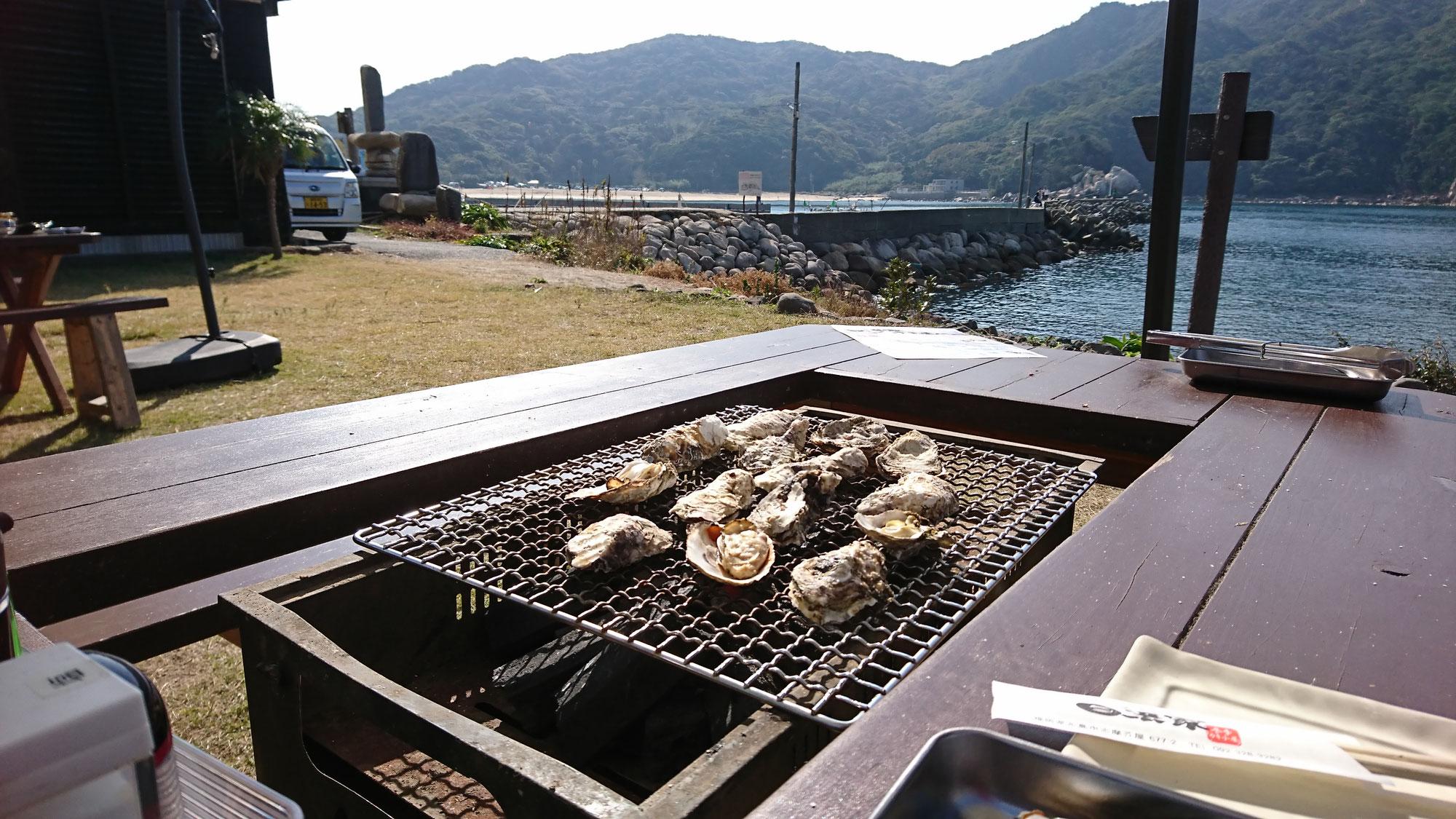 冬天吃牡蛎