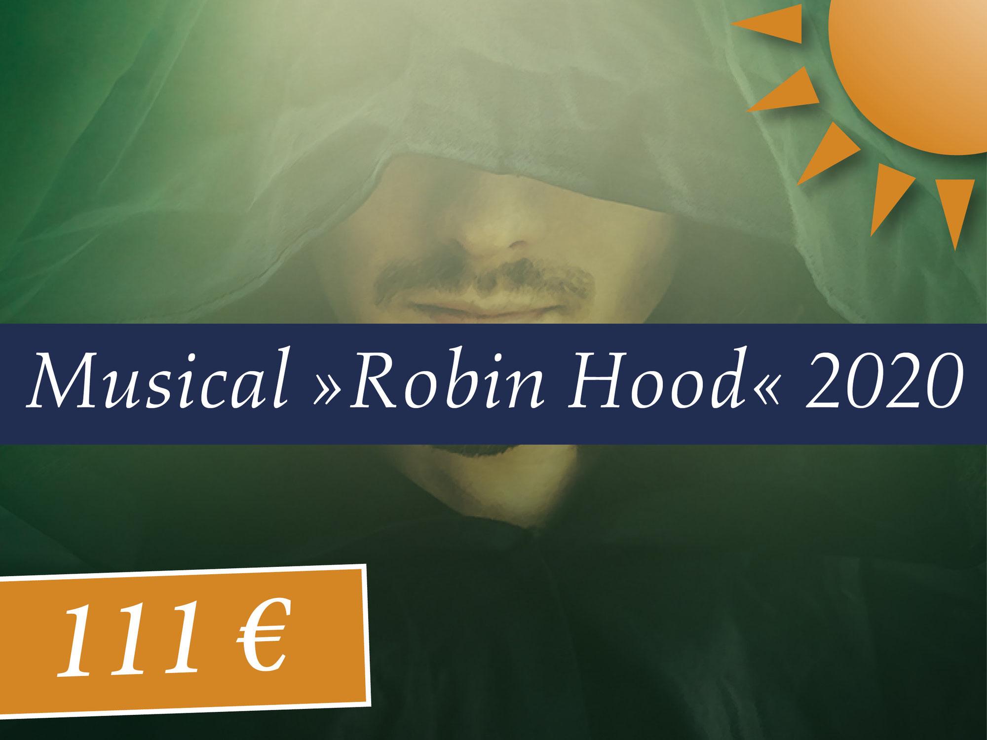"Tagesreise nach Fulda mit Musical ""Robin Hood"""