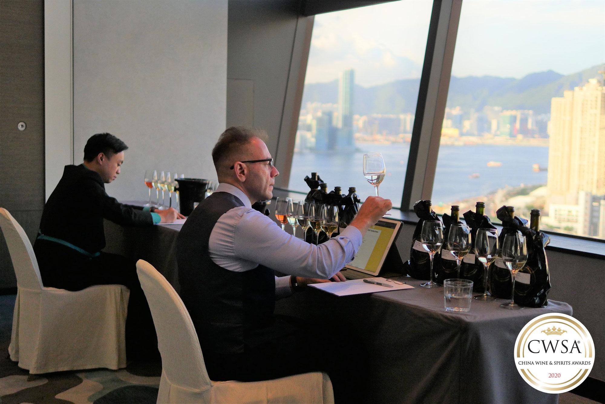 Sieg bei den China Wine & Spirits Awards