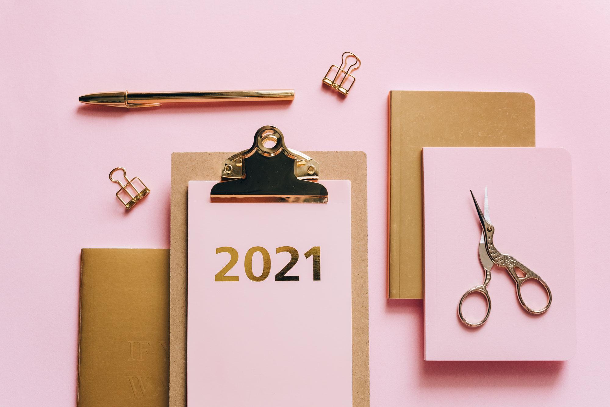 Bilan 2020 : les choix d'une secrétaire indépendante