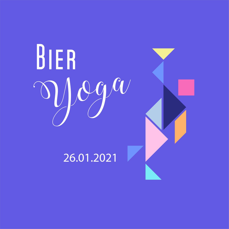 Bier Yoga