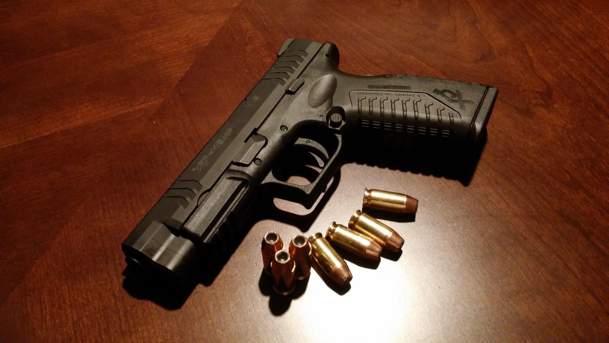 Schusswaffen bei privatem Sicherheitspersonal