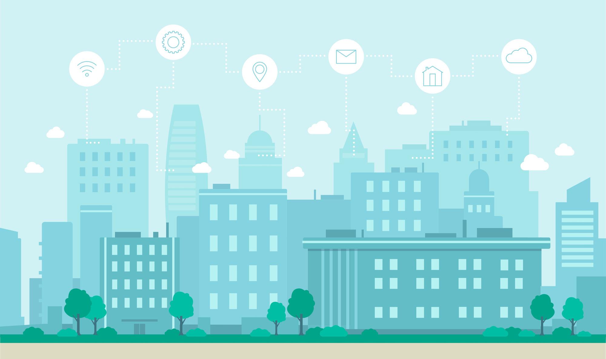 Smart Cities und Digitale Dörfer - Zukunftsorientierte Kommunalentwicklung in Rheinland-Pfalz