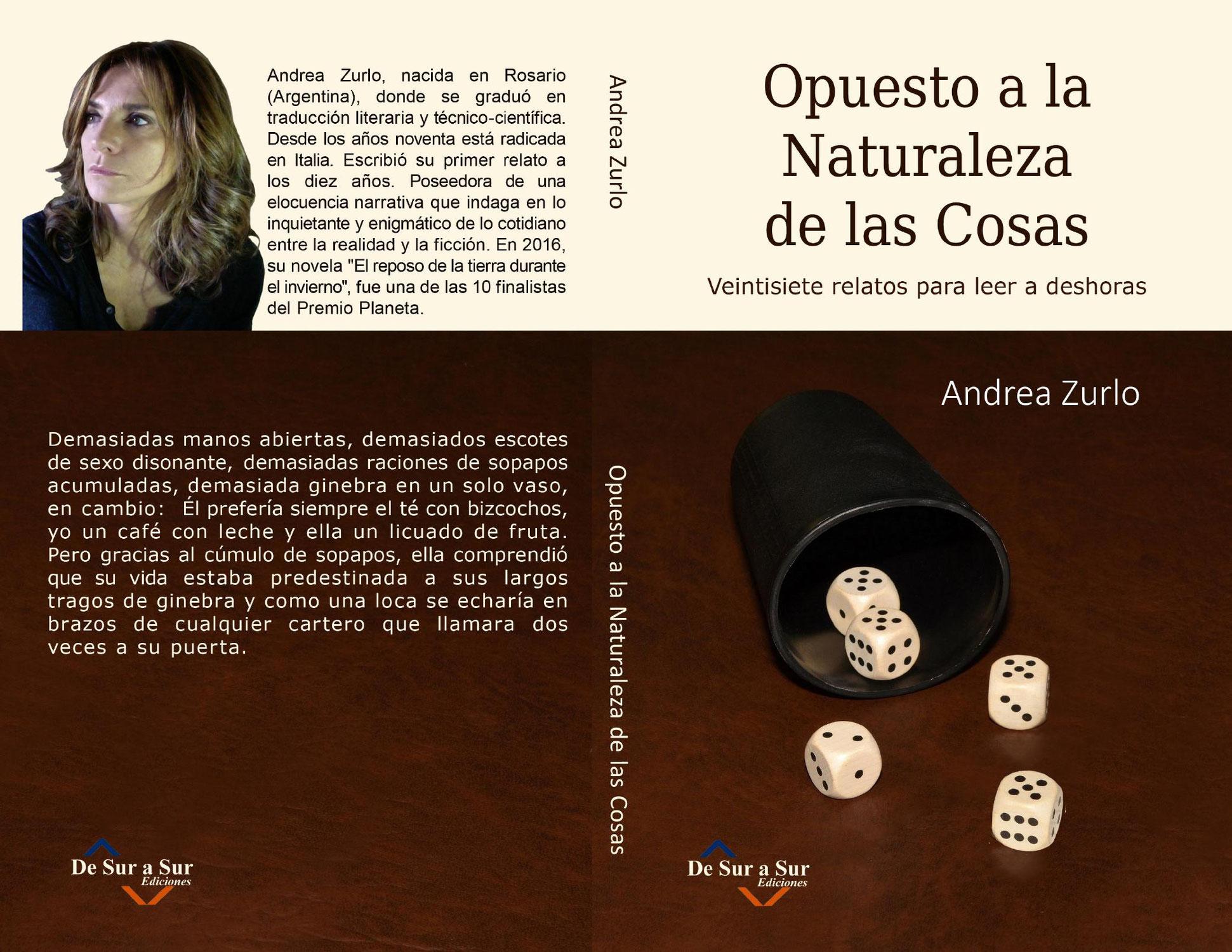 Entrevista a la escritora Andrea Zurlo