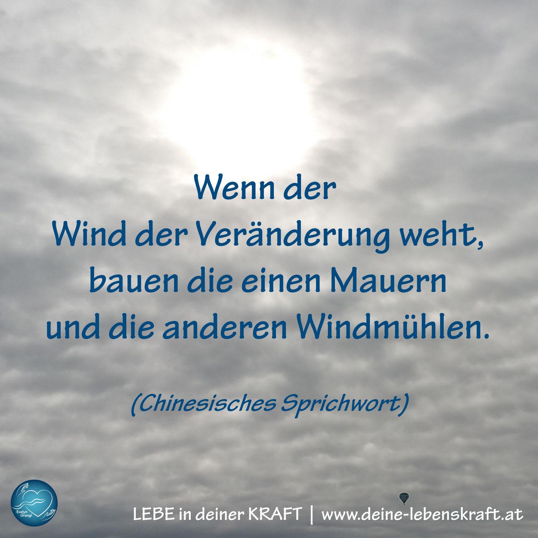 Der Wind der Veränderung ...