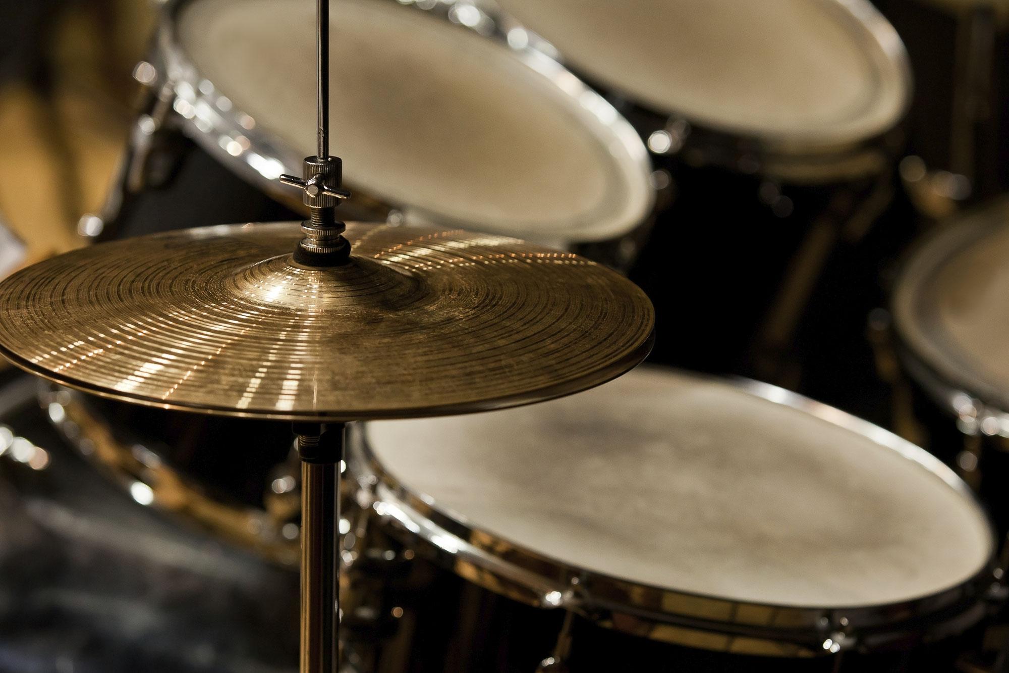 Erinnerung: Drumrecording in der Musikschule (26.07 - 30.07)