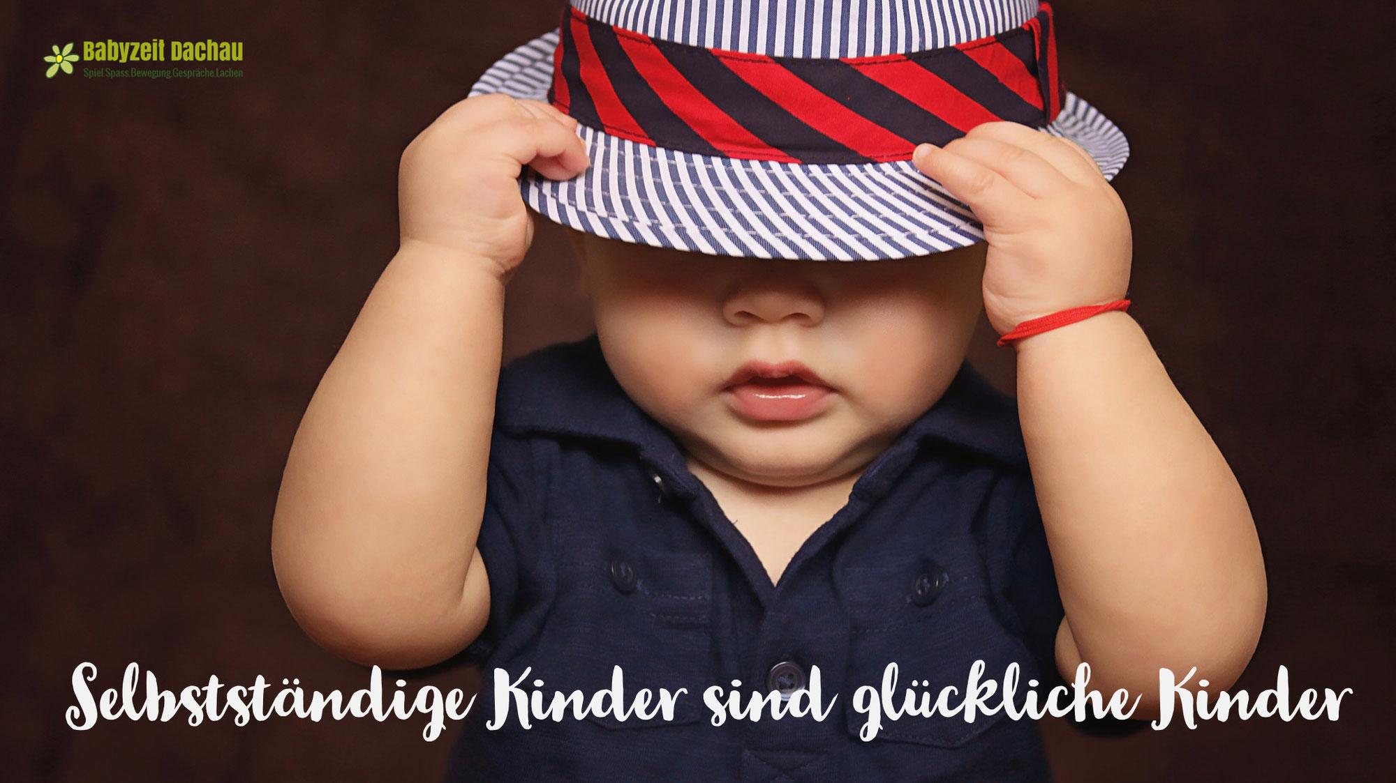 Selbstständige Kinder sind glückliche Kinder