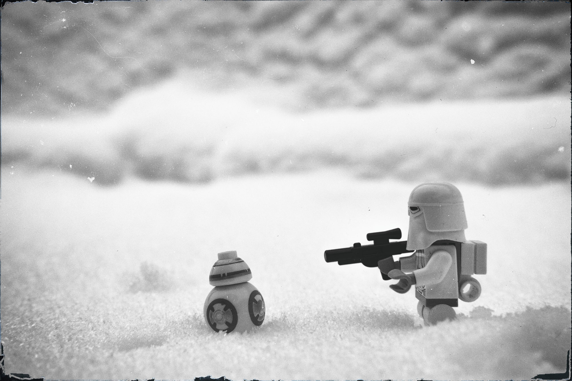 May the 4th be with you! - Star Wars im Winter Wonderland