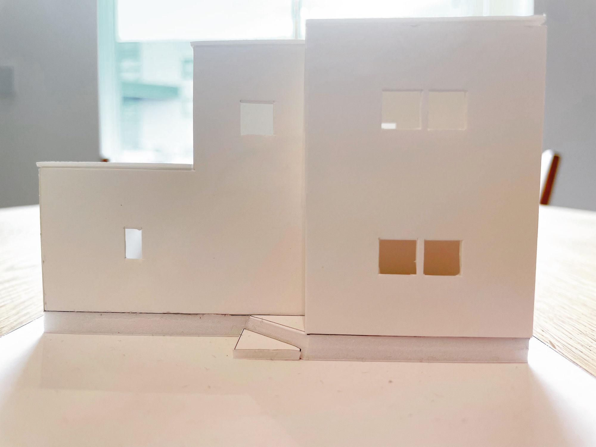 【House H】の建築契約