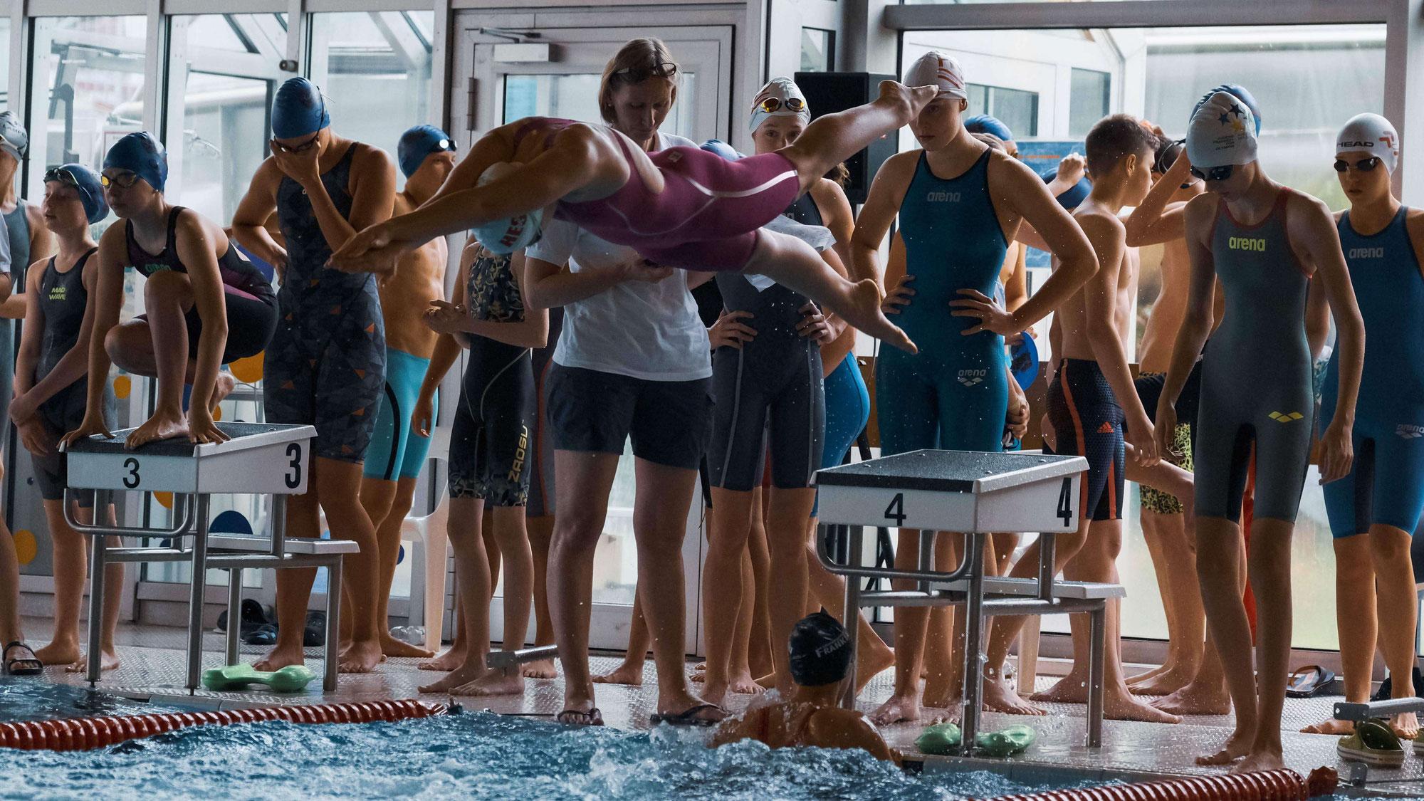 Aktive Schwimmjugend Hessen