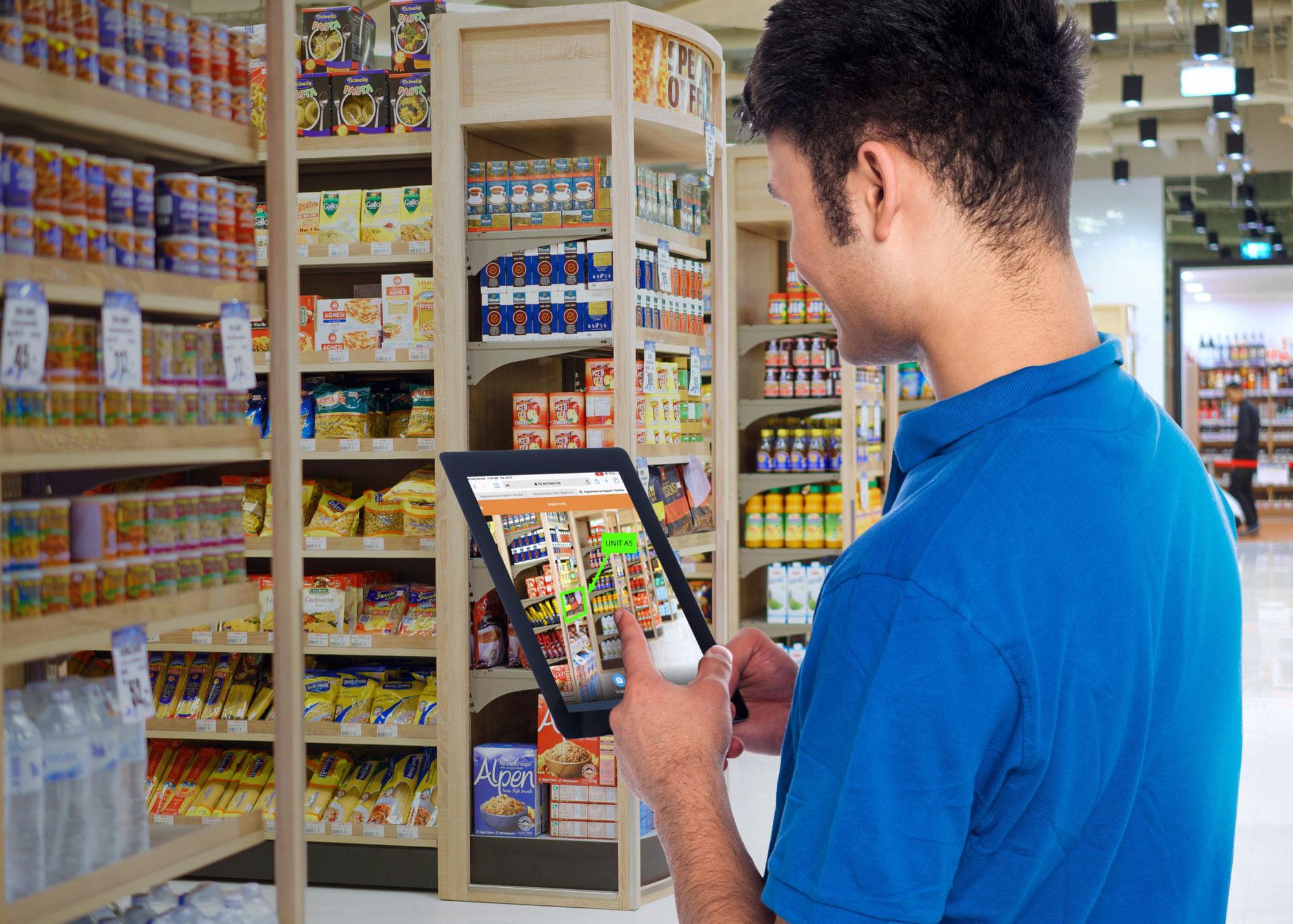 ARとコンピュータビジョンによるCPG(消費財)在庫管理の変革