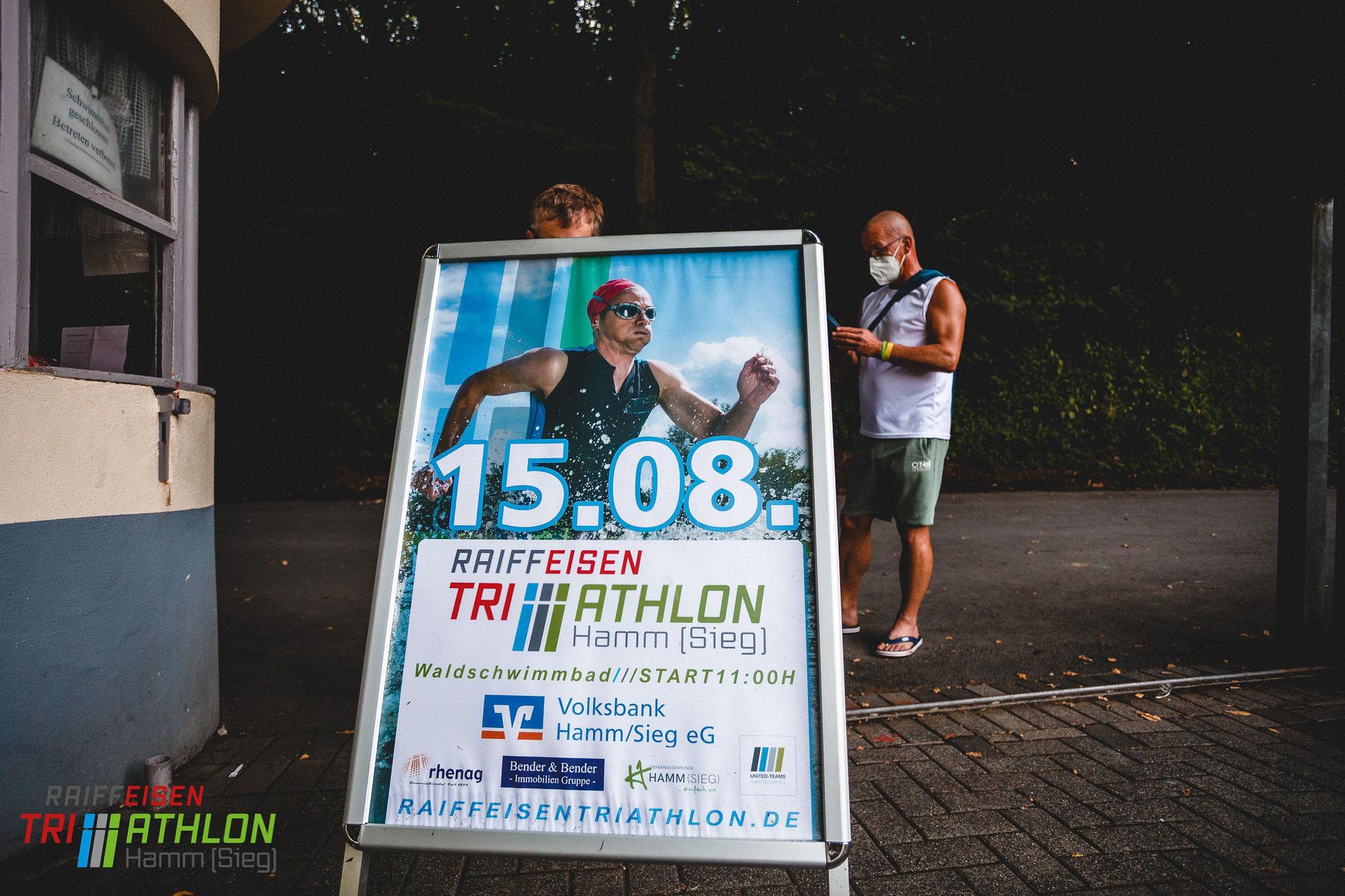 Raiffeisentriathlon Hamm(Sieg)