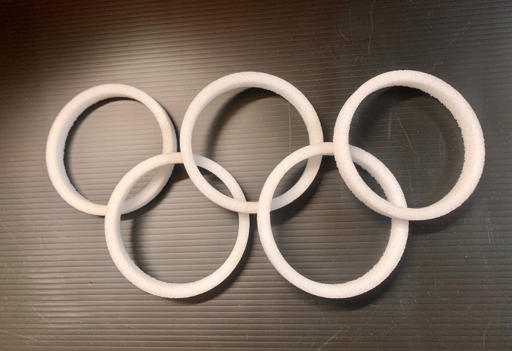 オリンピック開会式当日は仕事をしながら応援!