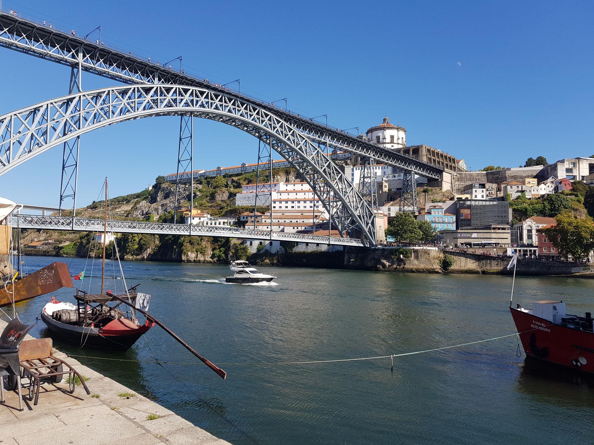 Städtetrip Porto und Family-Hochzeit