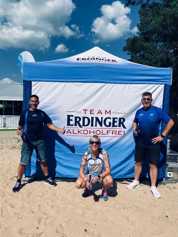 Roth 2021! Team Erdinger Alkoholfrei Staffel