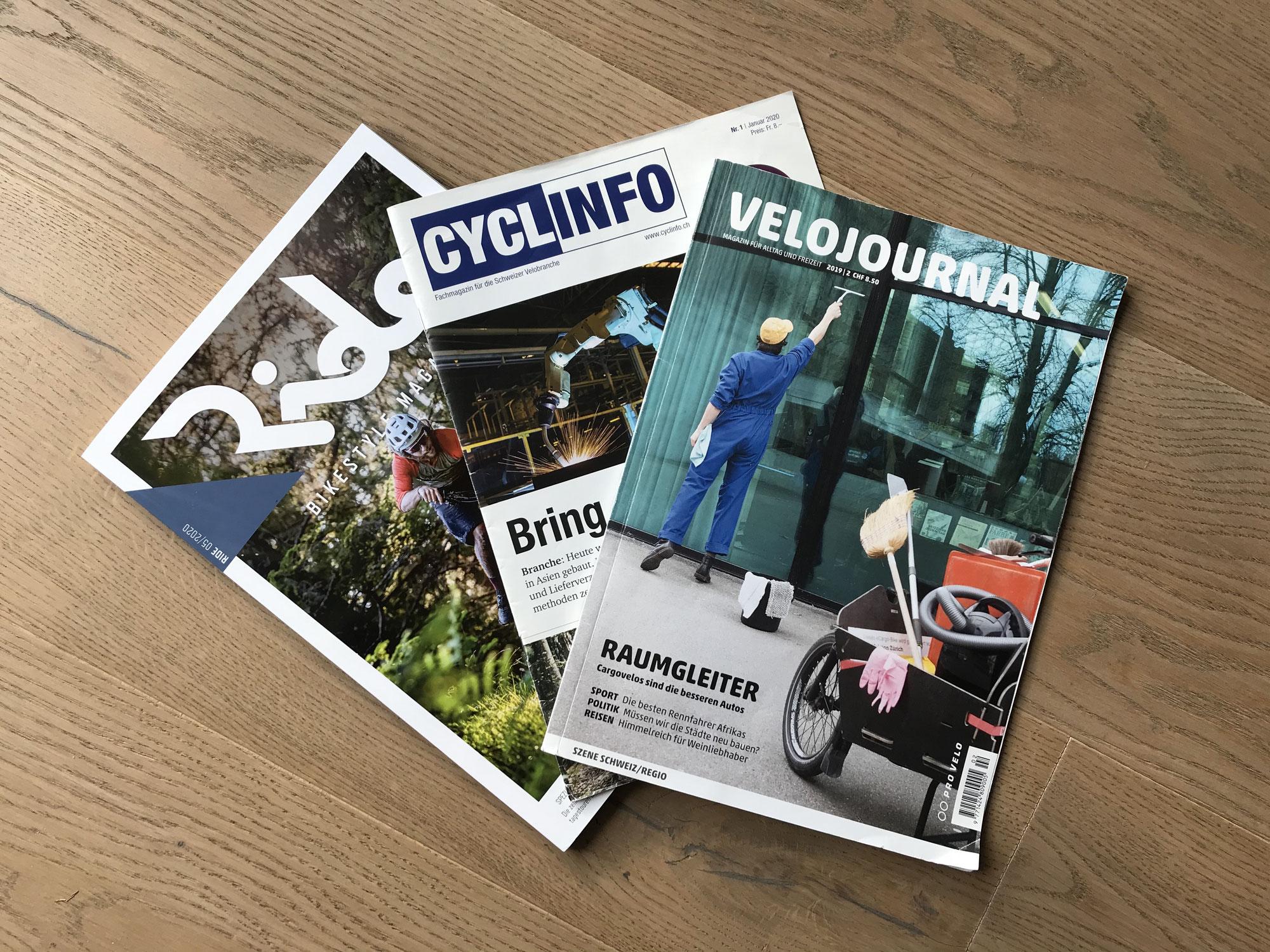 Stone Media wird zum Kompetenzzentrum für Werbung in Schweizer Bike-Medien.