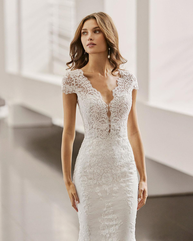 Ein wahrer Hingucker Trendige Brautkleider mit  Wow-Effekt